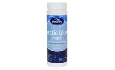 Off Season Pool Products: BioGuard Artic Blue Shock