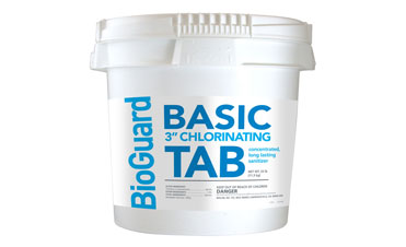 basic tablets pool supplies