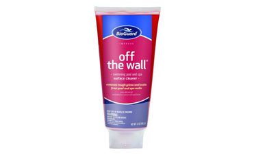 off the wall pool cleaners
